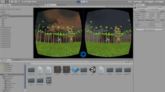 Unity-VR